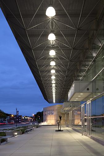 Bettendorf Events Center - Space Frames