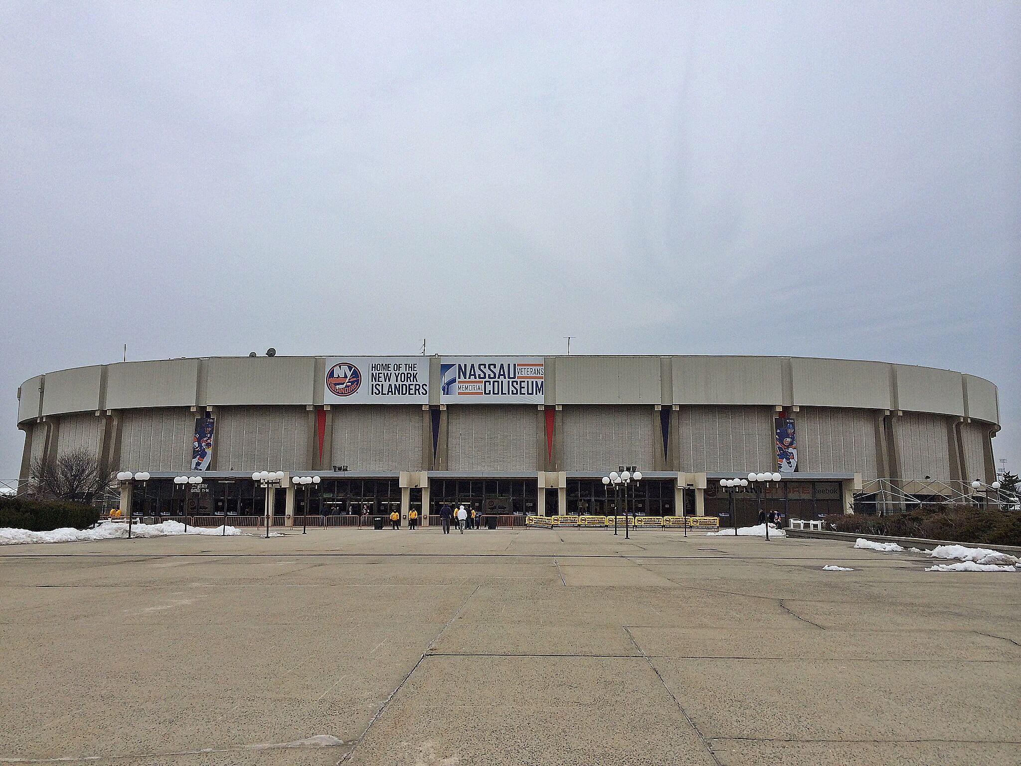 Old Nassau Coliseum