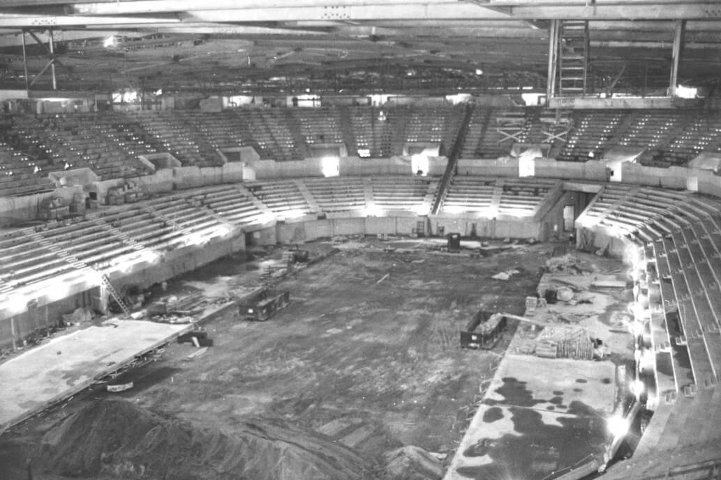 Nassau Coliseum seeks to recapture