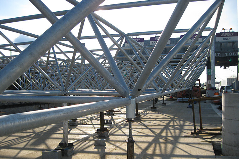 Open Road Tolling - Space Frames