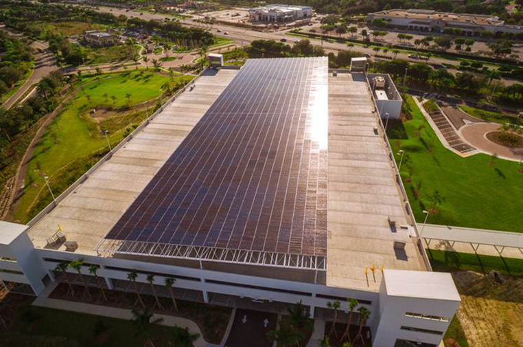 Hertz Global Headquarters Sustainable Design