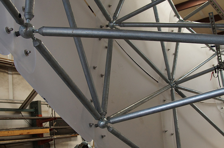 space frames structure