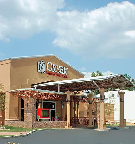 Creek - space frame manufacturer