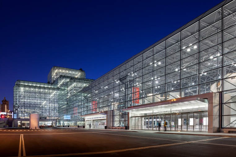 Javits Center - Space Frames