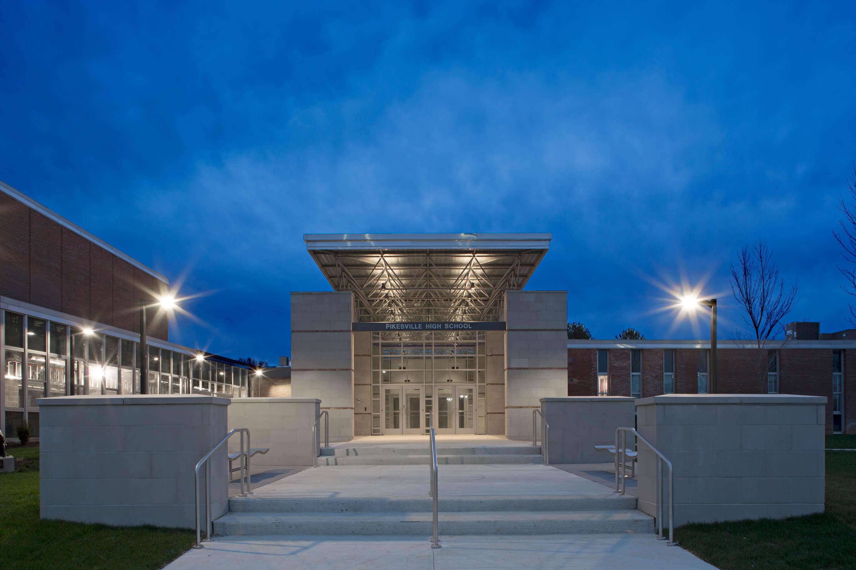 Pikesville High School image1