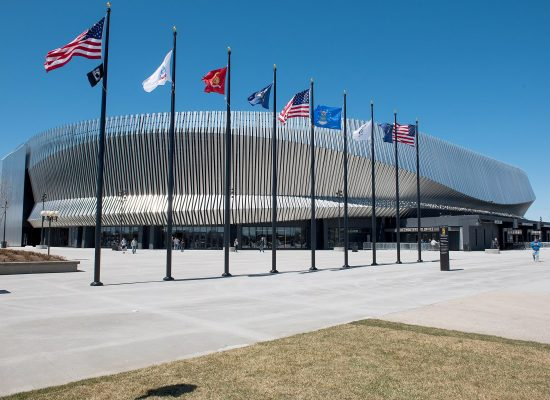 Nassau Stadium
