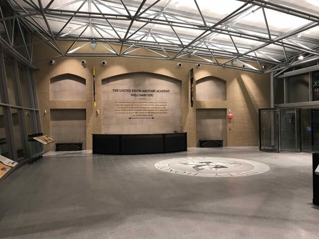 West Point Military Academy Visitor Center
